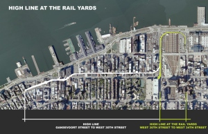 01_High Line at the Rail Yards Context Map